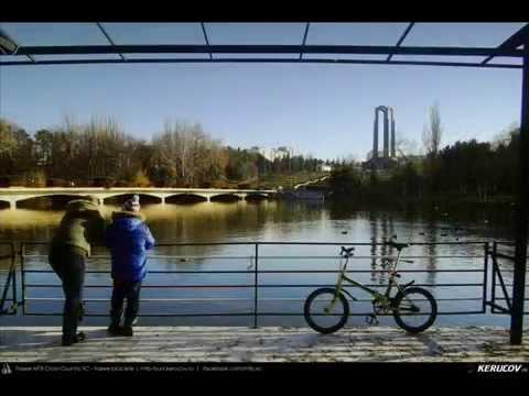 VIDEOCLIP Cu bicicleta prin Bucuresti - 13: Unirii - Parcul Carol - Filaret - Palatul Suter - Strada Xenofon