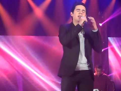 Wherever You Are - David Archuleta live at Talentadong Pinoy