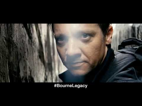 """The Bourne Legacy"", il Trailer"