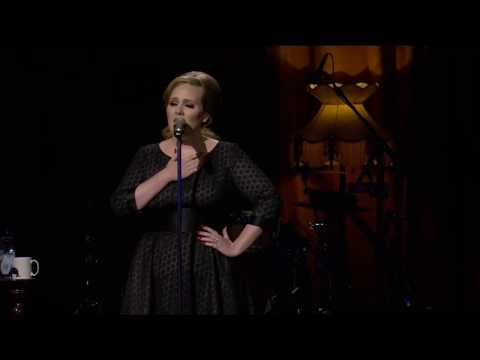 "Thumbnail image for 'Watch Adele Blow Her Own Mind Singing ""Skyfall"" - Monday Mix'"