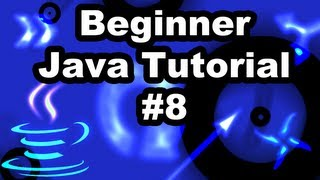 Learn Java Tutorial 1.8- Using Constructors to Specify an Object