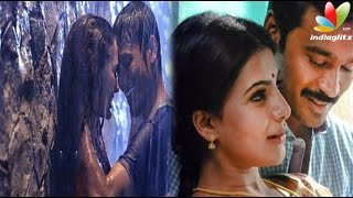 Watch Its Amy for Romance and Samantha for Family in Thanga Magan Red Pix tv Kollywood News 26/Nov/2015 online