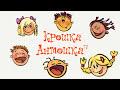 Фрагмент с начала видео - Мультик - Пазл. Техника для малышей. Зеленый Колесный Трактор. Мультфильм для детей