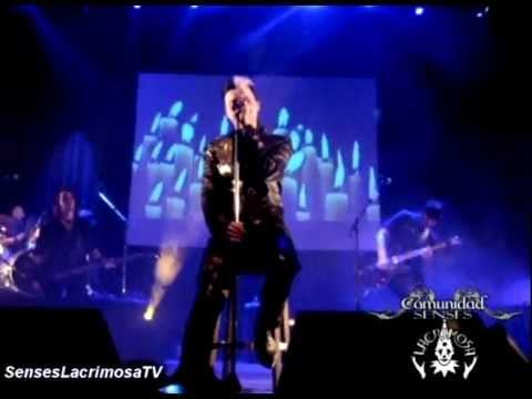 // Lacrimosa // Flamme Im Wind - Live Krasnodar, Russia 26.06.2008 [02 - 06]