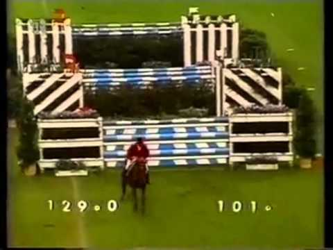 Olympic Games Munich 1972: Team Show Jumping