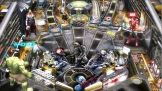 Marvel Pinball: Marvel''s The Avengers Mobile Trailer