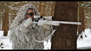 Airsoft War L96 Snipers Section8 Scotland HD