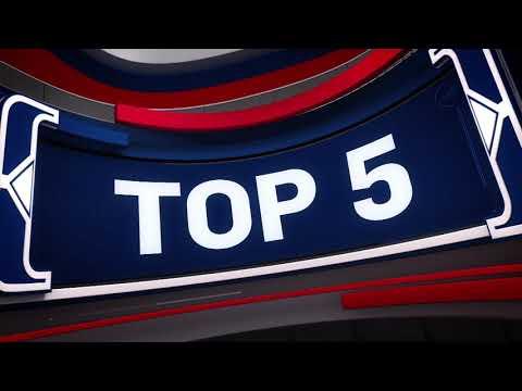 NBA Top 5 Plays Of The Night | September 6, 2020