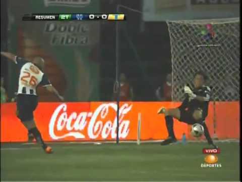 Monterrey  vs Tigres  0-0  Jornada 7  Clausura 2011 Clasico Regiomontano