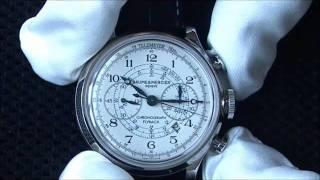 Baume et Mercier Chronograph Flyback Capeland
