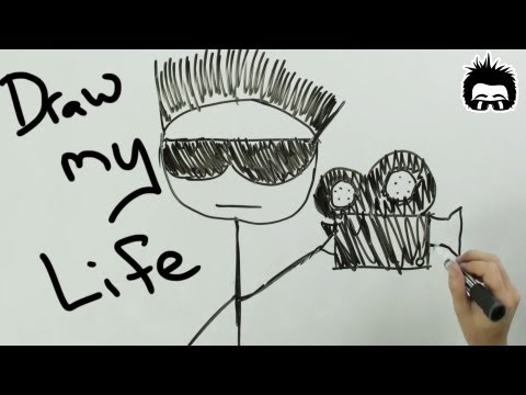 Draw My Life - MysteryGuitarMan