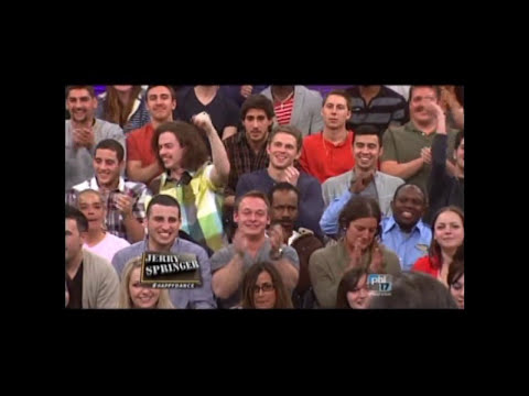 Jerry Springer Show | EPIC Dance Battle | CJ Fuentes | Commentary Danceoff