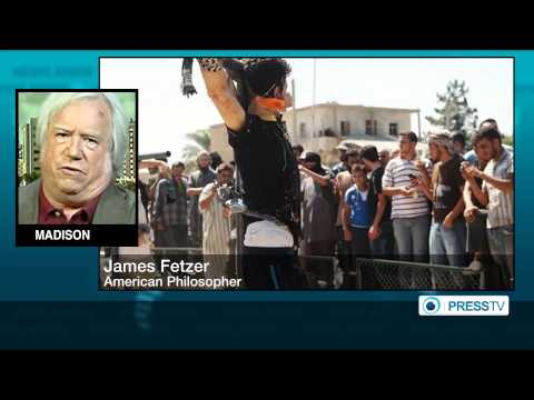 (CIA) funding ISIS to promote Israel agenda  10/5/14