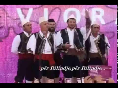 Këngë Labe kushtuar Rilindjes dhe Edi Ramës - Grupi Haxhi Dalipi