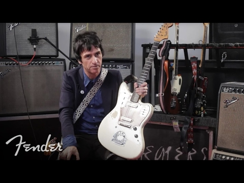 Fender® Johnny Marr Jaguar® Signature Model Guitar (Full Interview)
