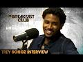 Trey Songz Talks Keke Palmer, Tremaine The Playboy, New Music & More
