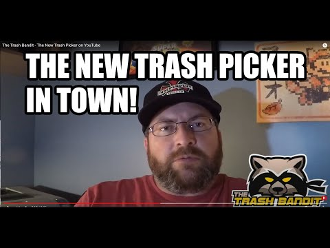 There's A New Trash Picker In Town