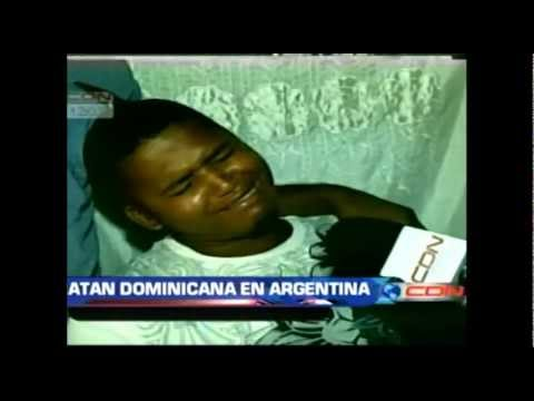 Asesinan Dominicana en Argentina