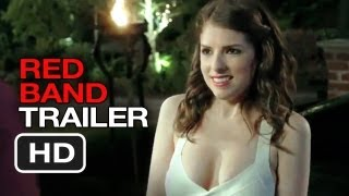 Rapturepalooza Official Red Band Trailer (2013) - Anna Kendrick Movie HD