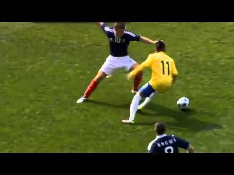 Học những kỹ năng siêu phàm của Neymar