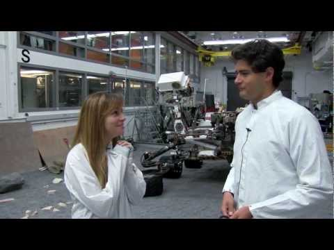 Curiosity (the New Mars Rover) Explained