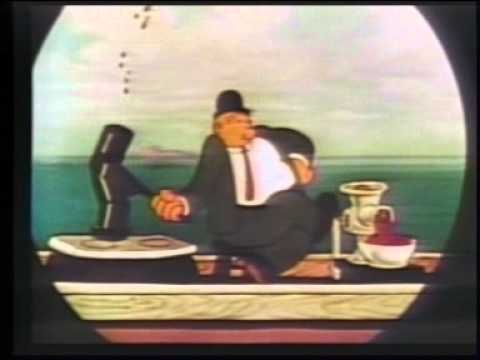 Popeye the Sailor meets Sinbad the Sailor part 1