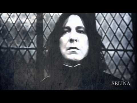 Severus Snape || Only Human