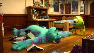 """Monstres Academy de Disney - Extrait """"le premier contact"""""""
