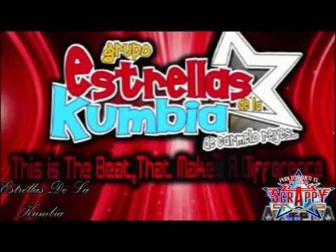 Ahi Estare - Estrellas De La Kumbia 2011