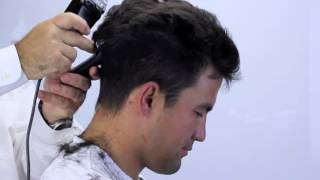 How To Cut Hair At Home With Clippers Short Sides And Layered - How to cut men's hair by myself