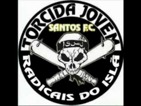 TORCIDA JOVEM SANTOS O TERROR TEM NOME