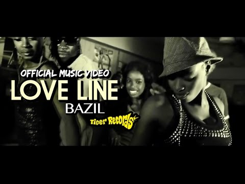 {RISING ARTIST} BAZIL - LOVE LINE [OFFICIAL HD] - TIGER RECORDS JAMAICA