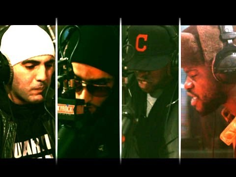 Abis - H Magnum - MOH - Niro - Guizmo - Demi Portion Booska-Freestyle Mercredi de Booska tape