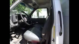 2000 GMC Chevrolet C6500 20.5 Foot Box Truck Cat Diesel - YouTube | Chevrolet Kodiak C6500 Fuse Box |  | YouTube