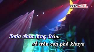 Chén đắng remix karaoke ( only singer )