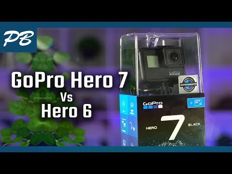 GoPro Hero 7 Black - Hands on review and Hero 6 Comparison.