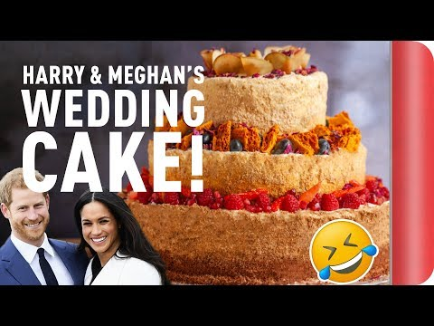 Baking The Royal Wedding Cake | Step Up To The Plate