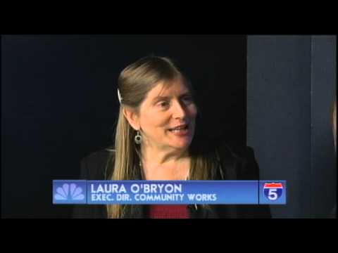 Laura O Bryon - Executive Director - Community Works