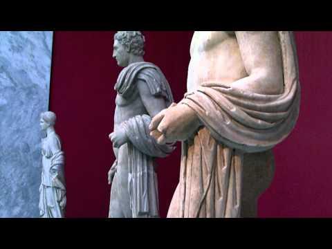 Museo Arqueológico Nacional. Atenas, Grecia