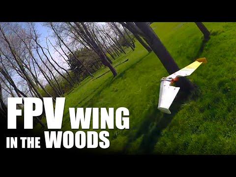 FPV Wing in the Woods | Flite Test - UC9zTuyWffK9ckEz1216noAw