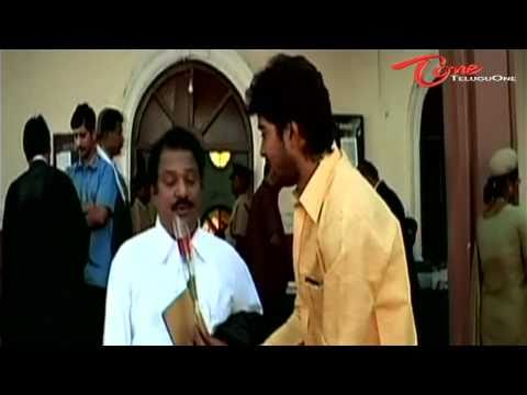 Dharmavarapu Subramanyam comedy with Allari Naresh