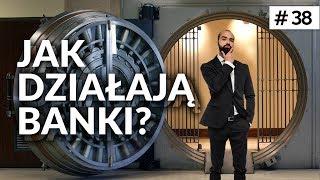 Zagraniczne - Jak działają banki?
