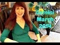 Gemini  March 2014 Astrology Forecast