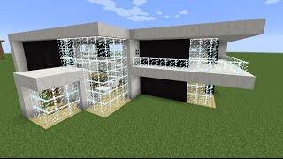 Youtube linda casa de cuarzo pt 1 masglee com for Como hacer una casa moderna y grande en minecraft 1 5 2