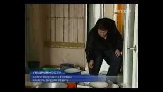 Жители Житомира тонут в собственных квартирах