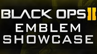 Black Ops 2 Emblem Showcase Episode 9