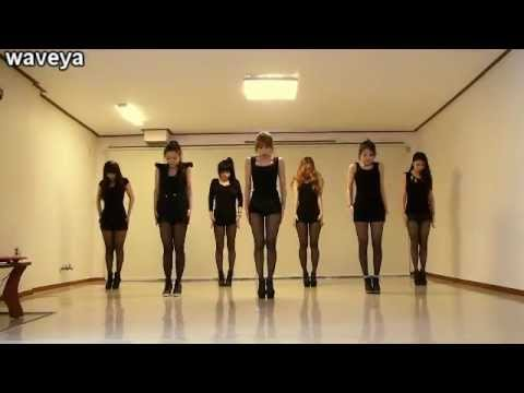 Seksowne dziewczyny i zmysłowa choreografia