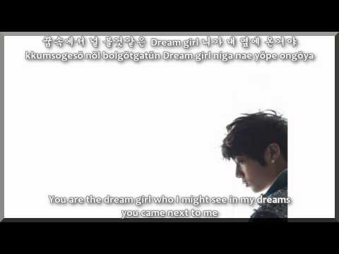 B2ST - Freeze (romanize+hangul+eng sub)