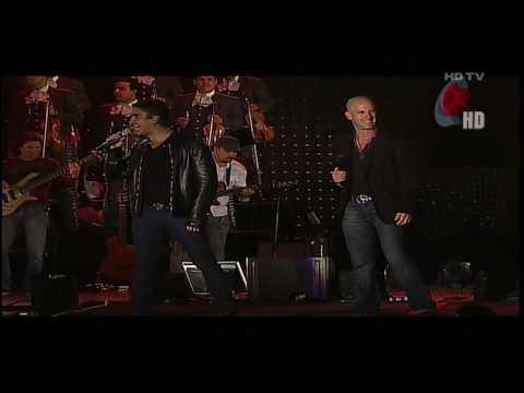 Canta Corazón - Gianmarco & Alejandro Fernandez  - Jalisco Vive 2009 (Guadalajara)