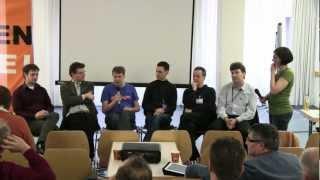 Europäische Finanz- und Schuldenkrise (Podiumsdiskussion EuWiKon vom 10.03.2013)
